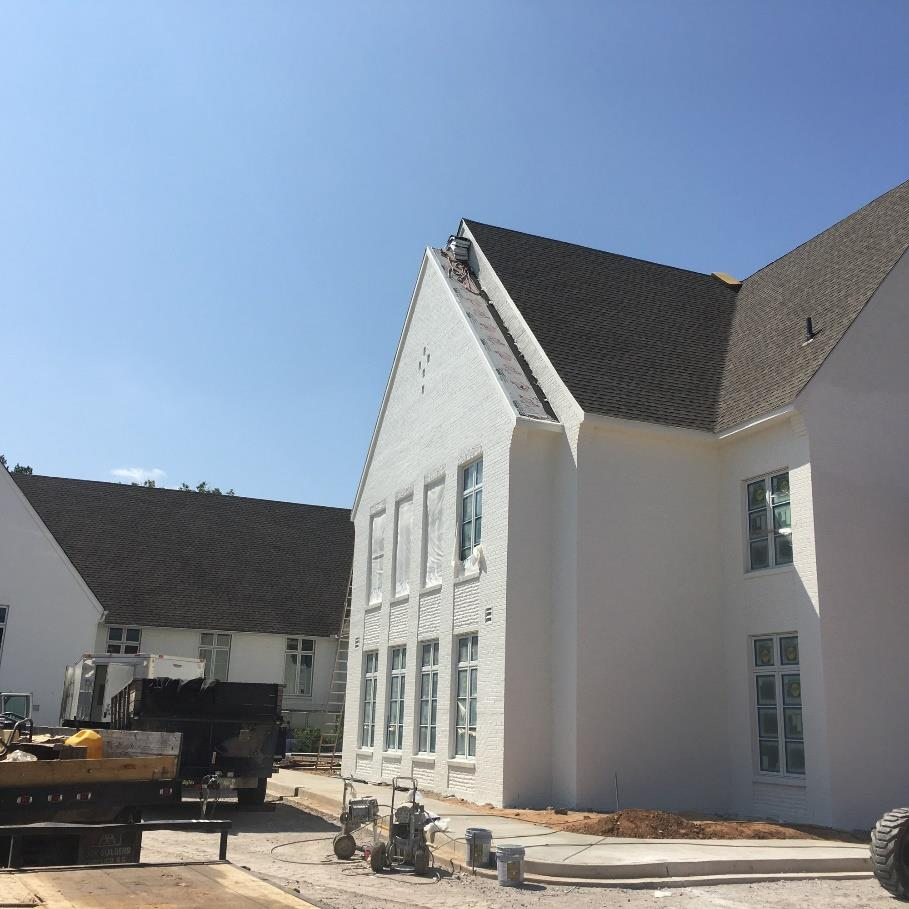 Exterior Painting and Roofing