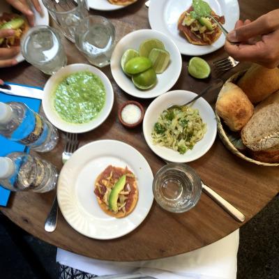 Contramar feast