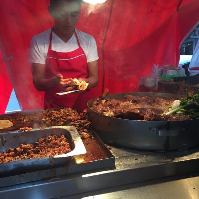 Mexico street tacos <3