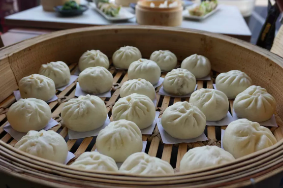 "Eater SF    ""Dumpling Time Now Open for All The Dumplings in SoMa"""
