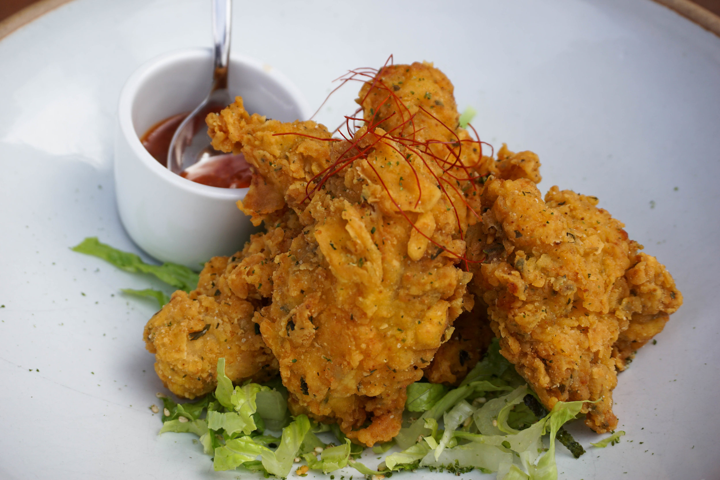 KFC (Korean Fried Chicken)