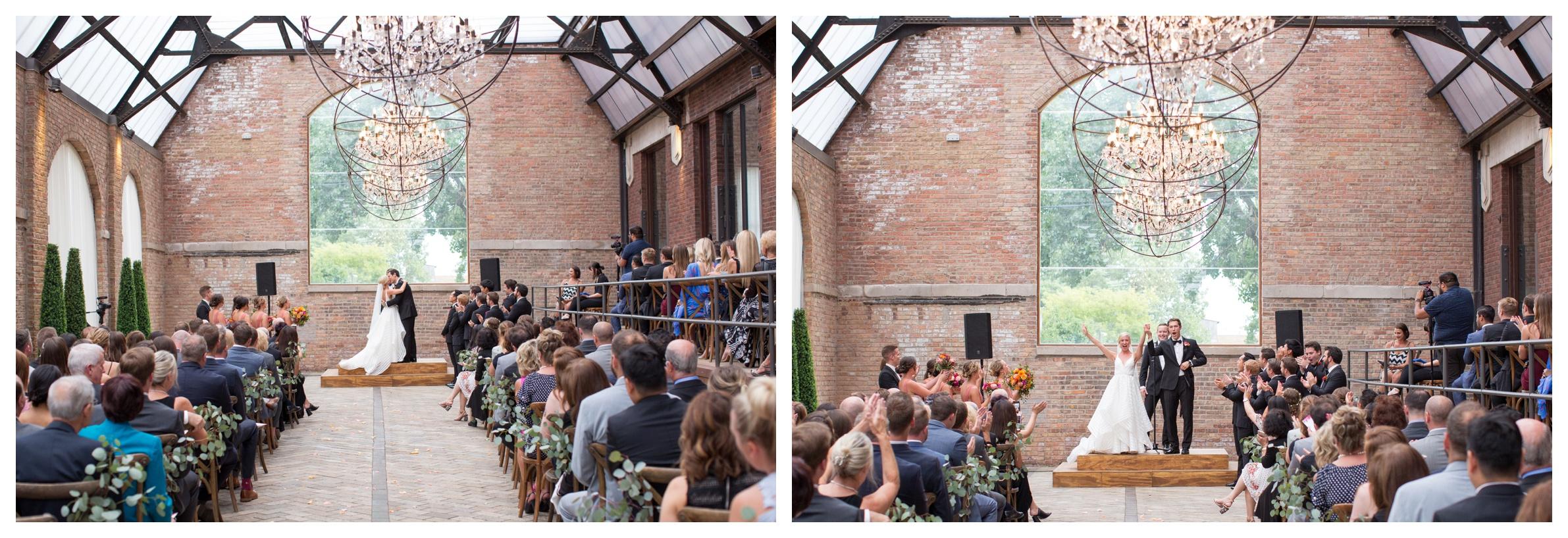 bridgeport-art-center-sculpture-garden-wedding-ceremony-pictures