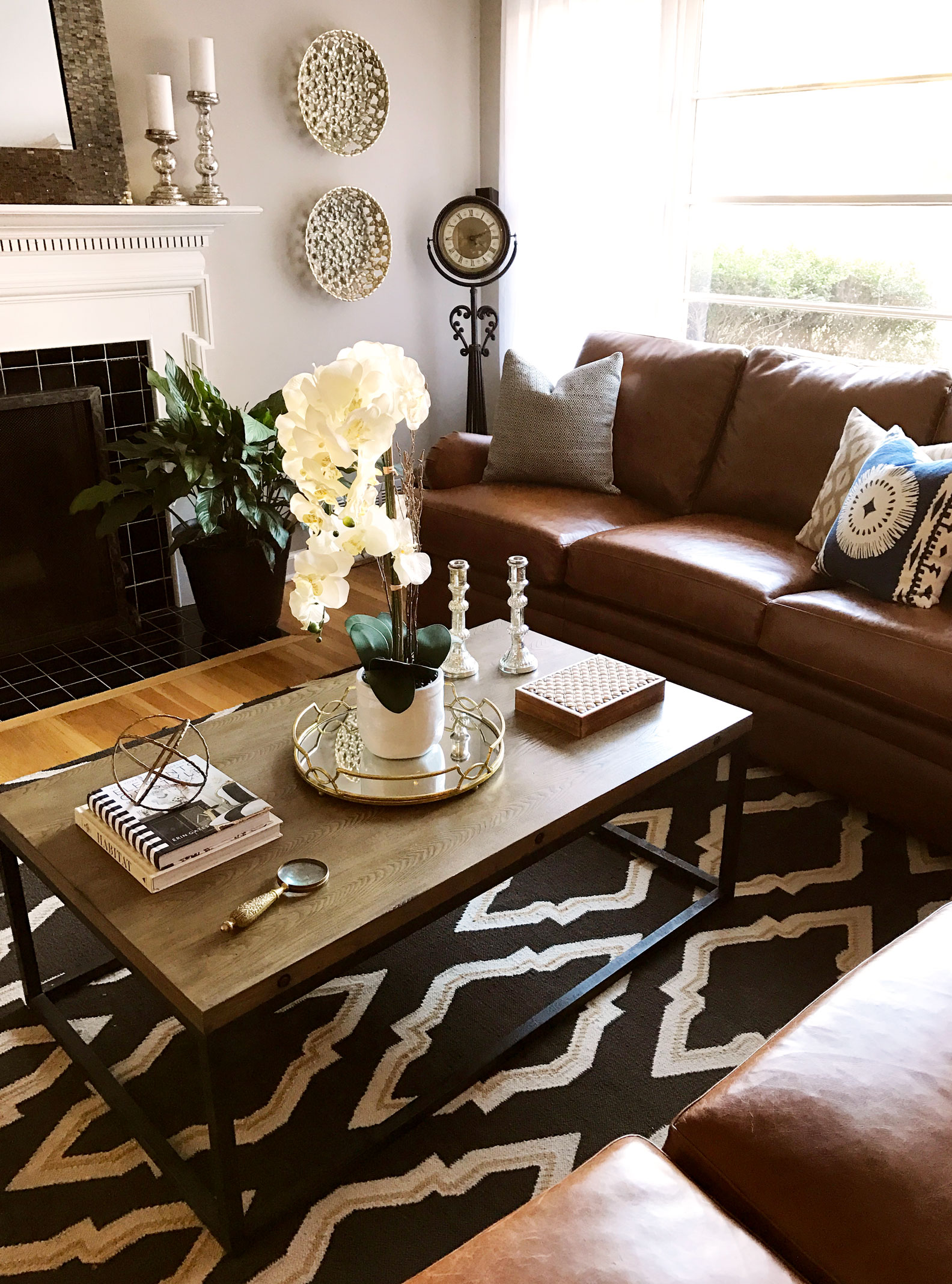 Living Room by Michelle Button Interiors