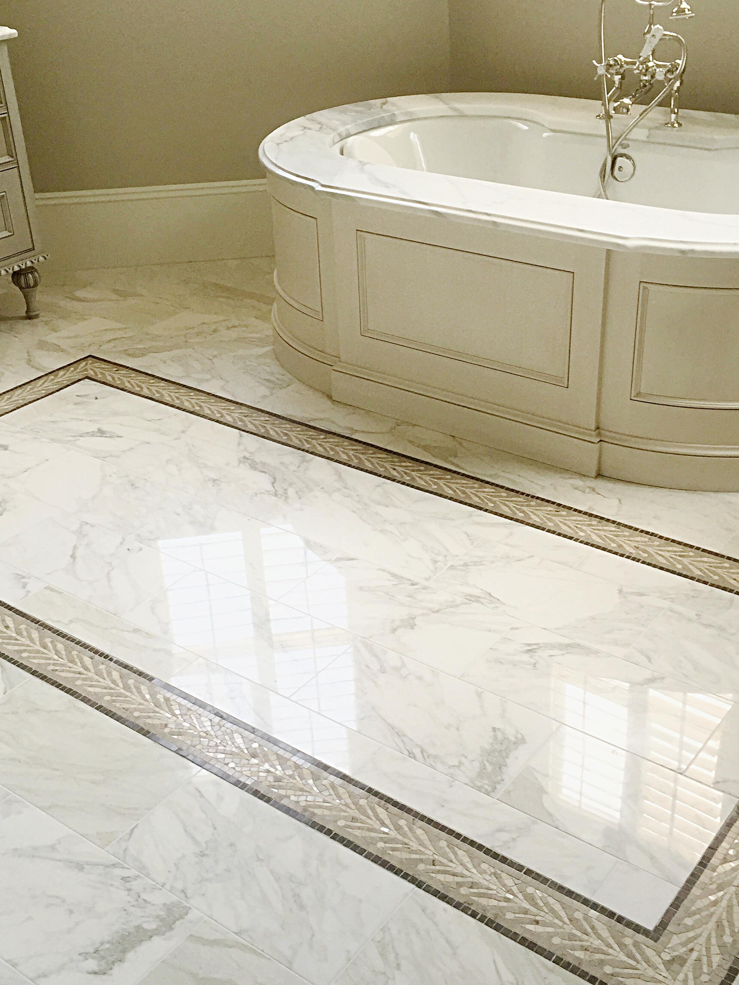 Bathroom by Michelle Button Interiors