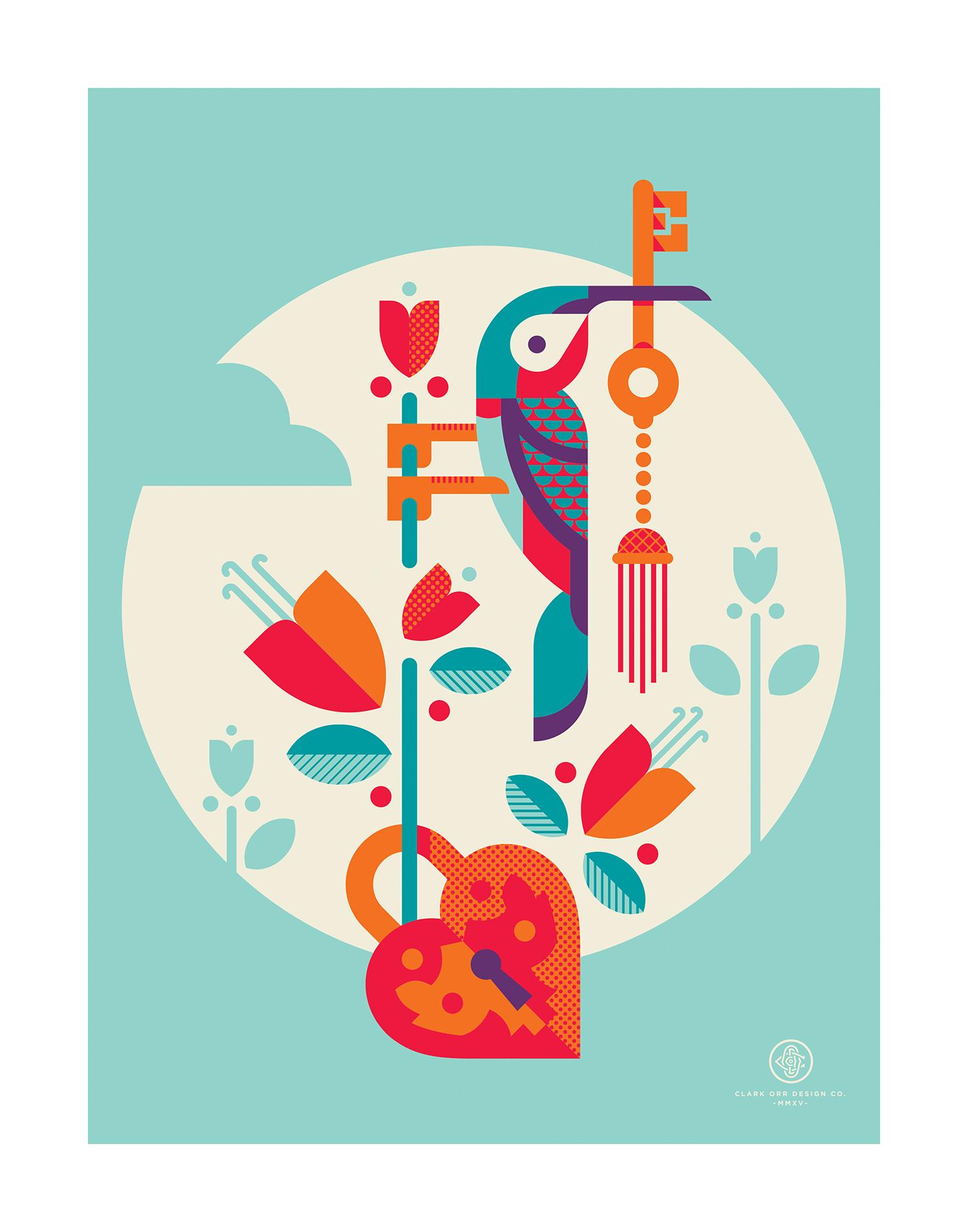 'Key' by Clark Orr