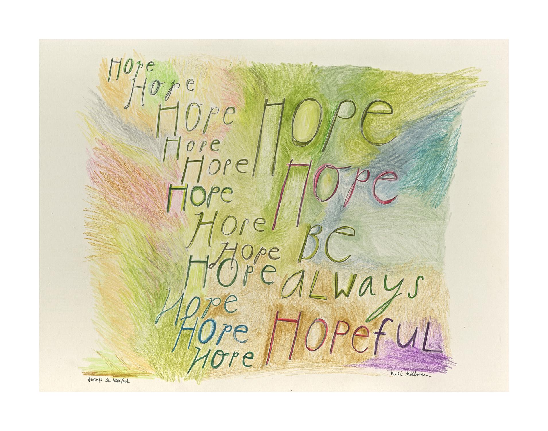 'Hope' by Debbie Millman