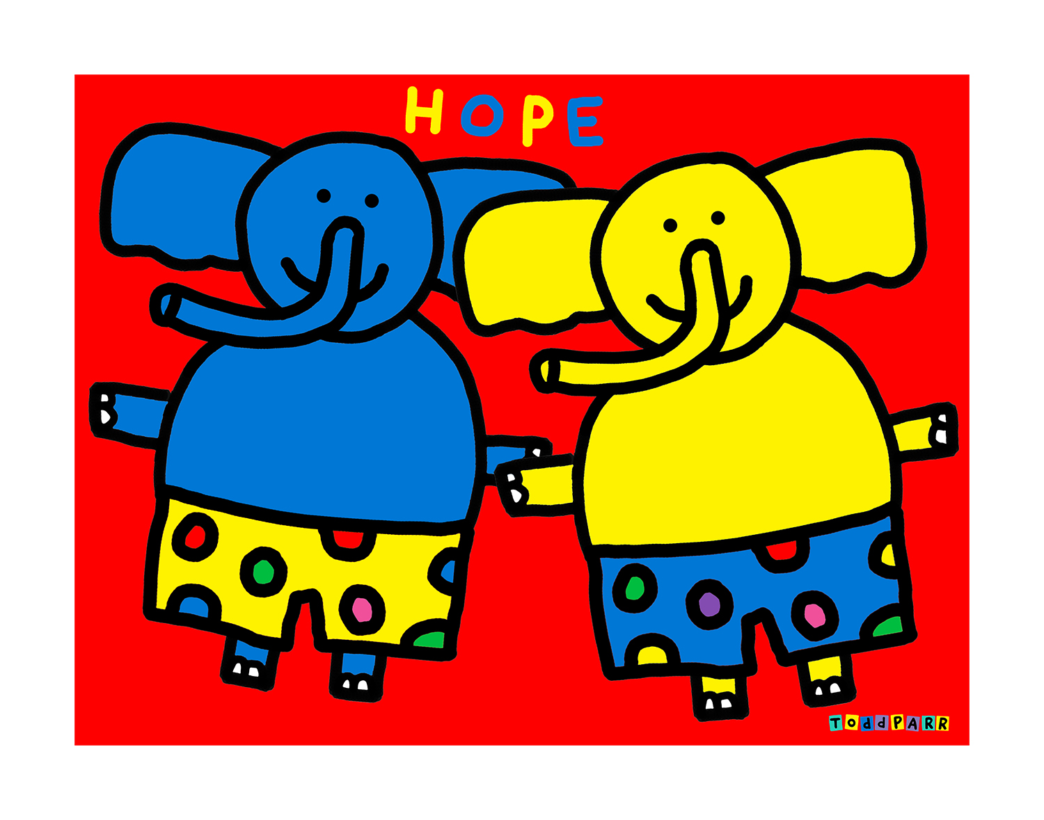 'Hope' by Todd Parr