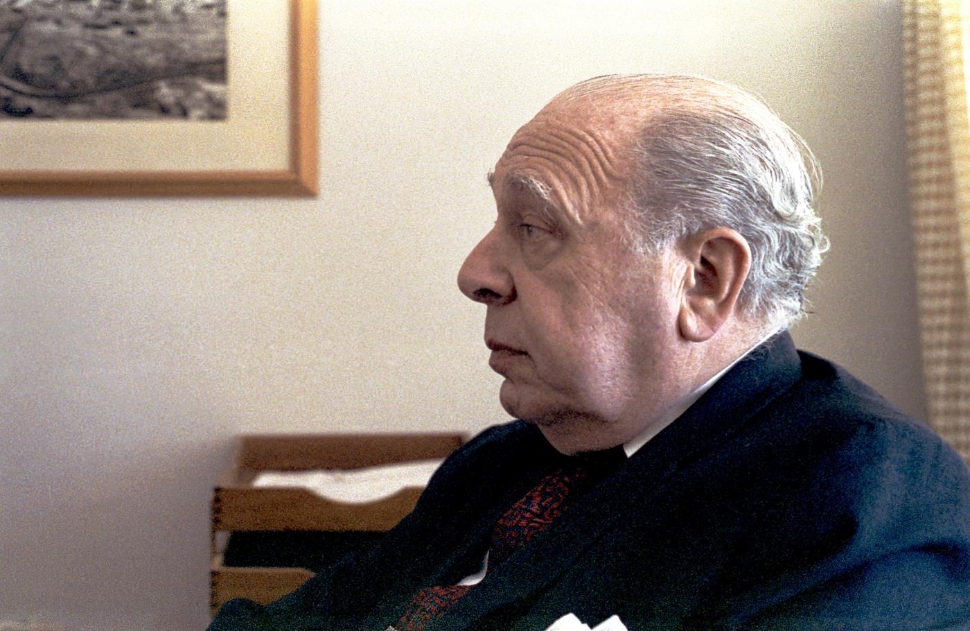 Bernard Cherrick, Vice President, Hebrew U. of Jerusalem
