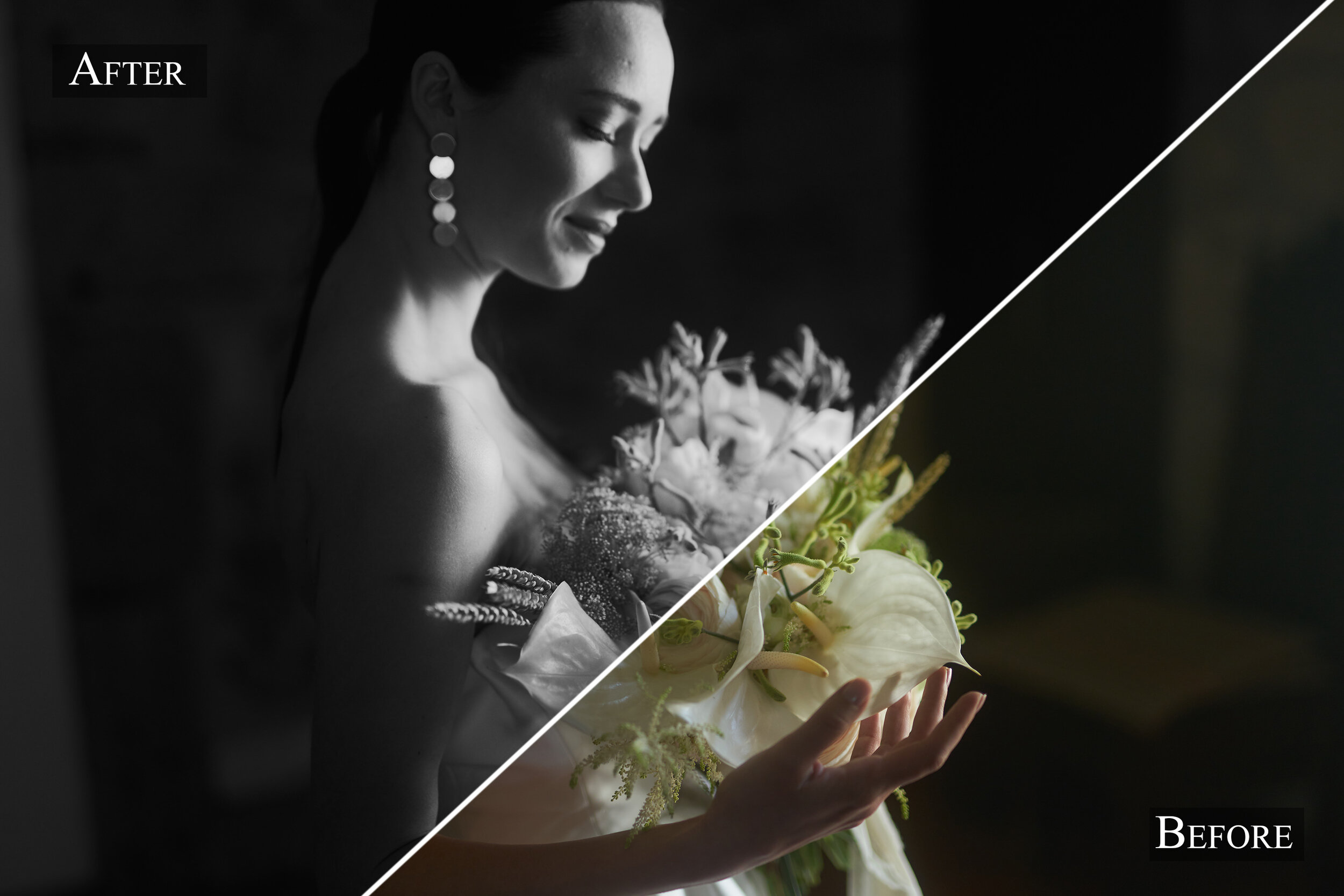 capture one styles wedding