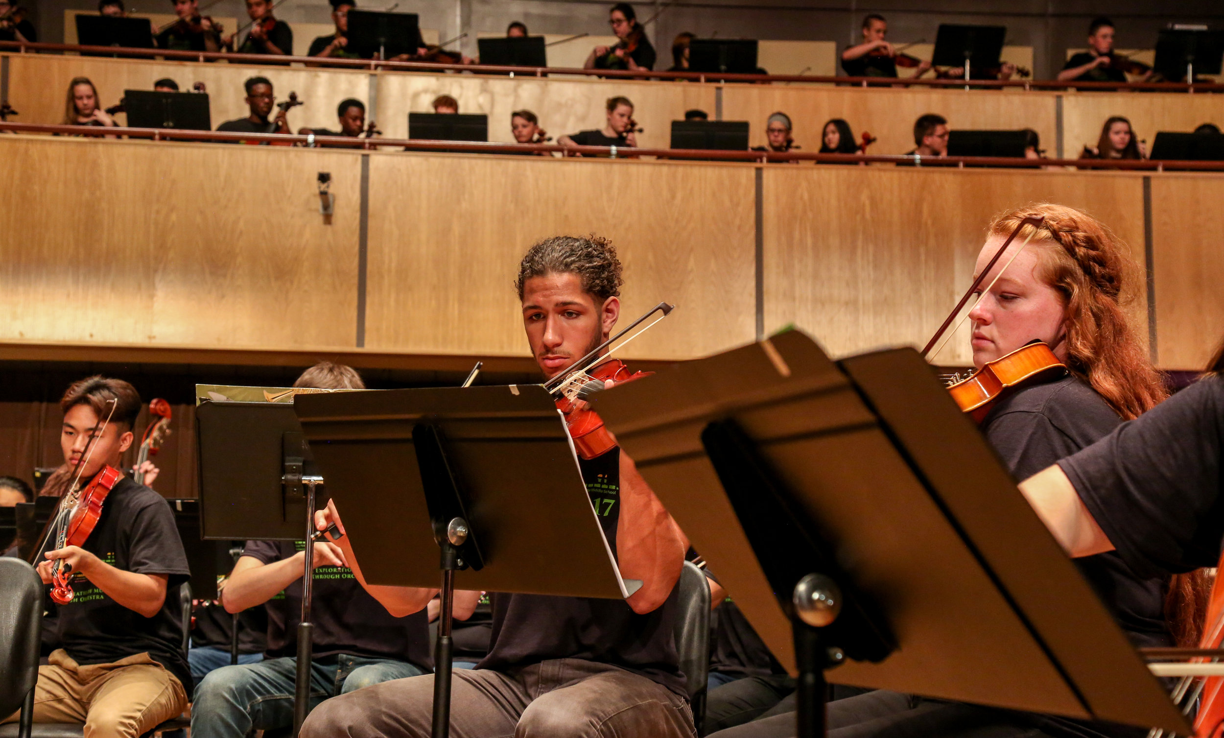 2017 Exploration of Music through Orchestra