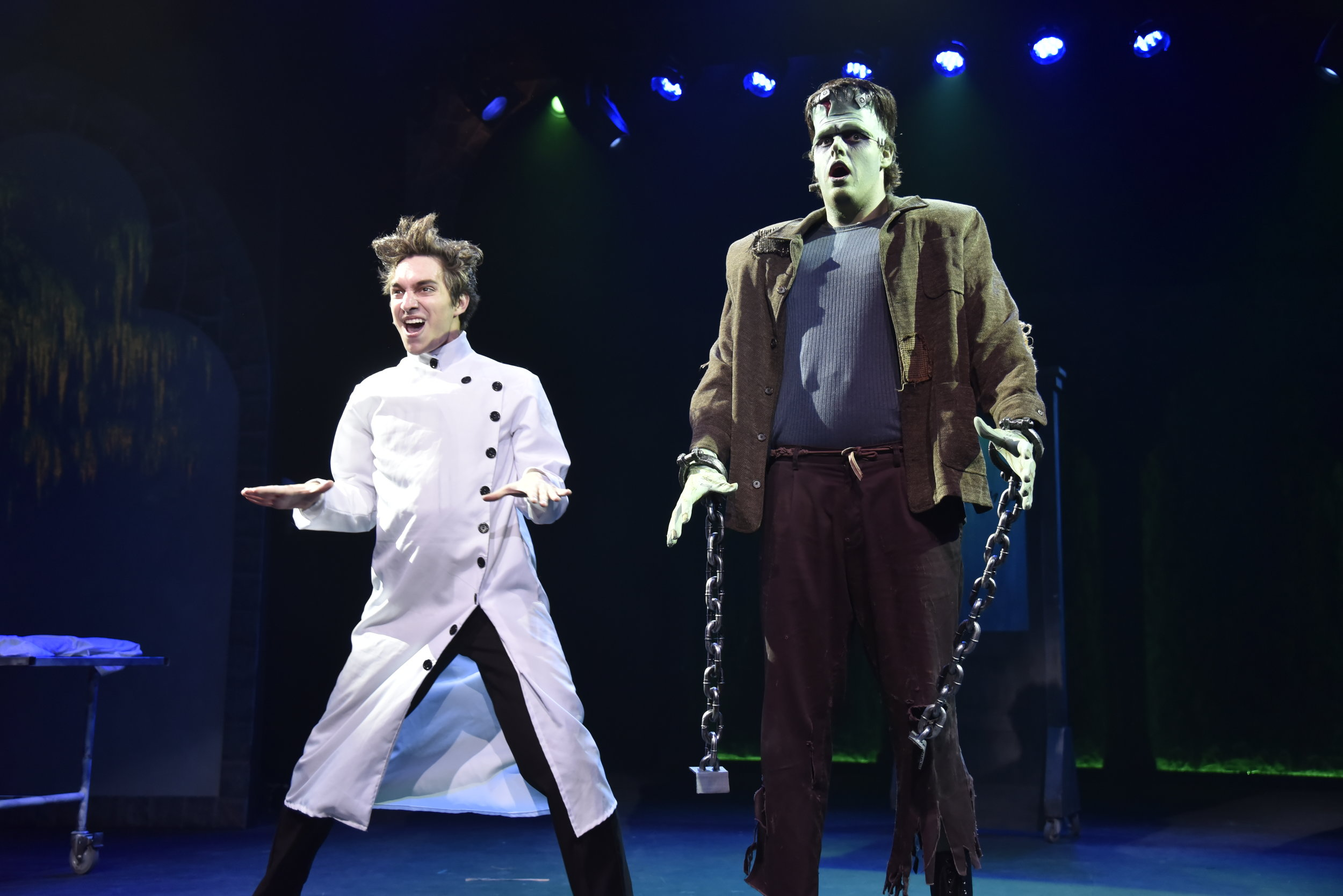 """Young Frankenstein - """"Man About Town"""""""