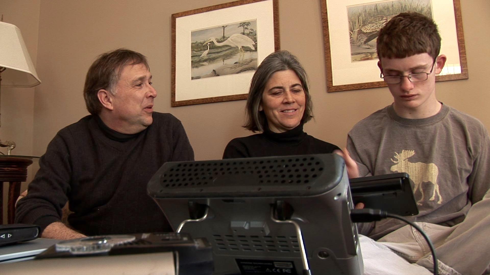 Steve, Emily, DJ on Couch.jpg