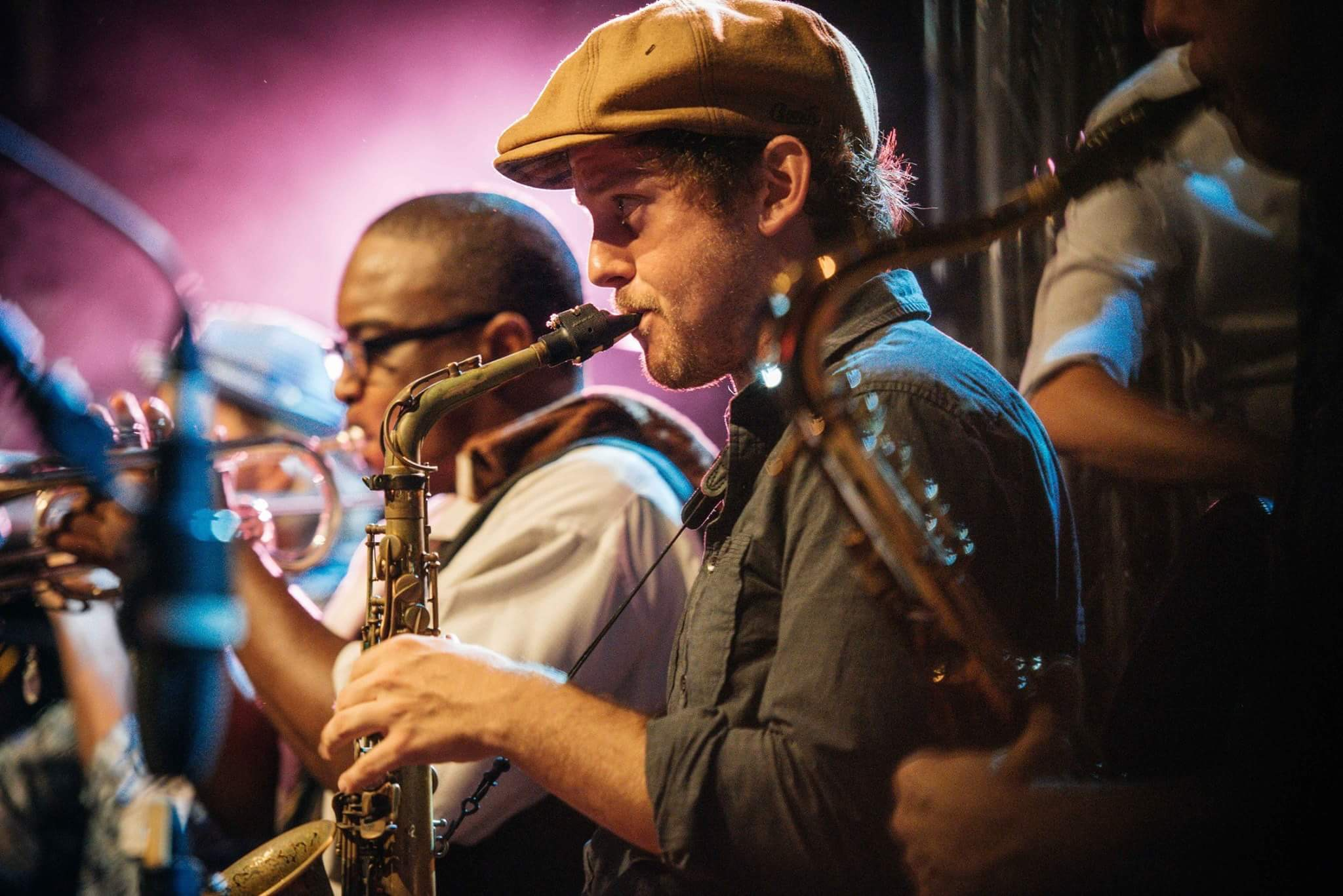 The Catahoulas Bring New Orleans R&B Back To Its Roots - by Raphael Helfand - Offbeat Magazine