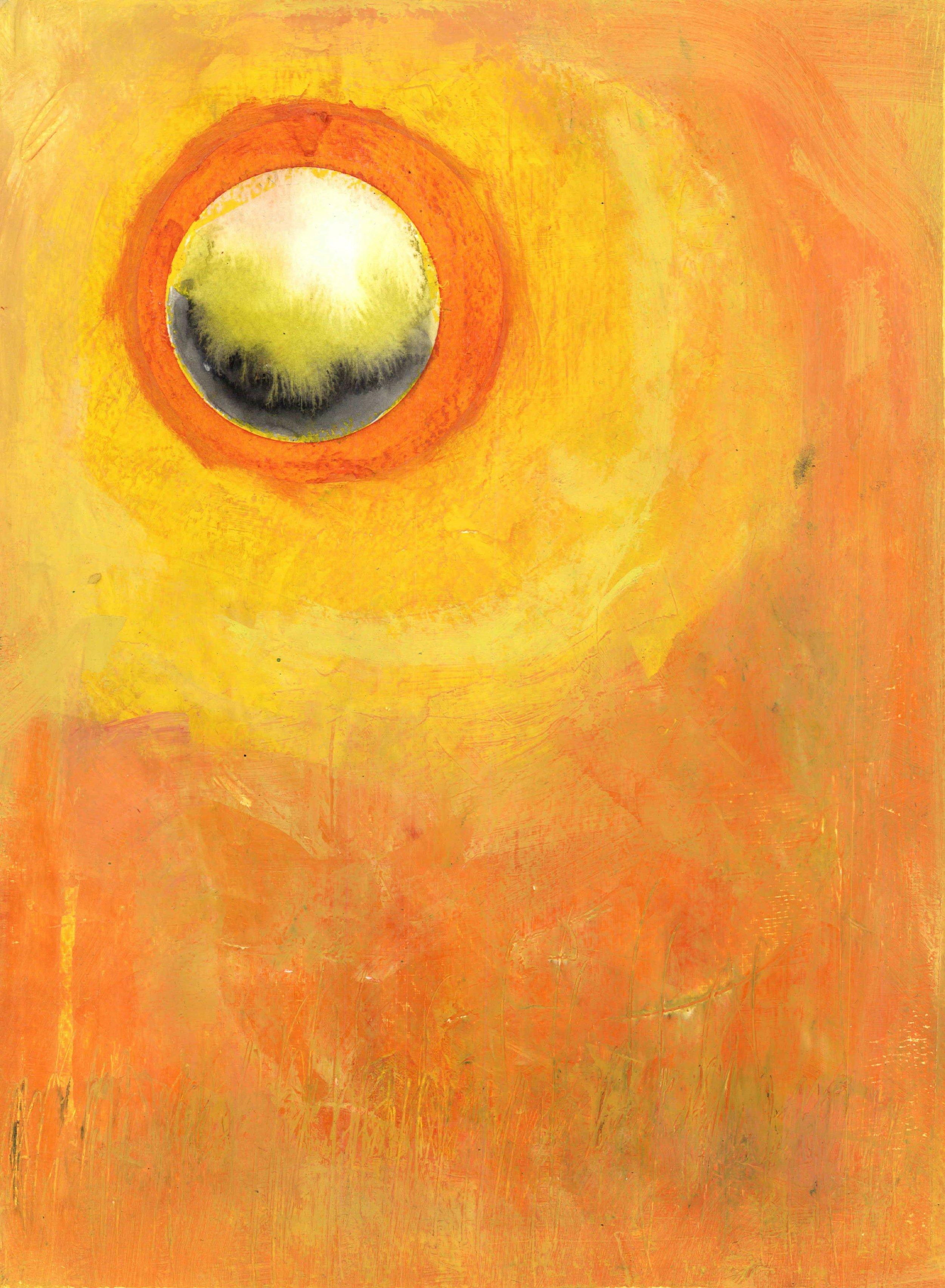Ecliptic Meditations XII
