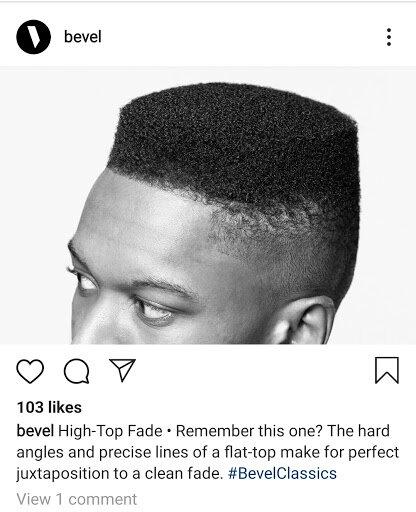 Bevel Instagram Post