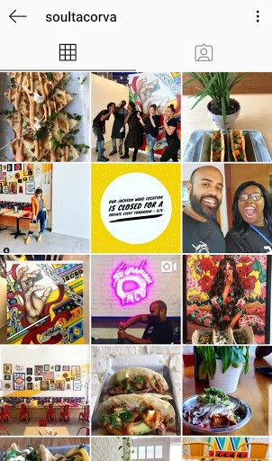 Soul Taco Instagram