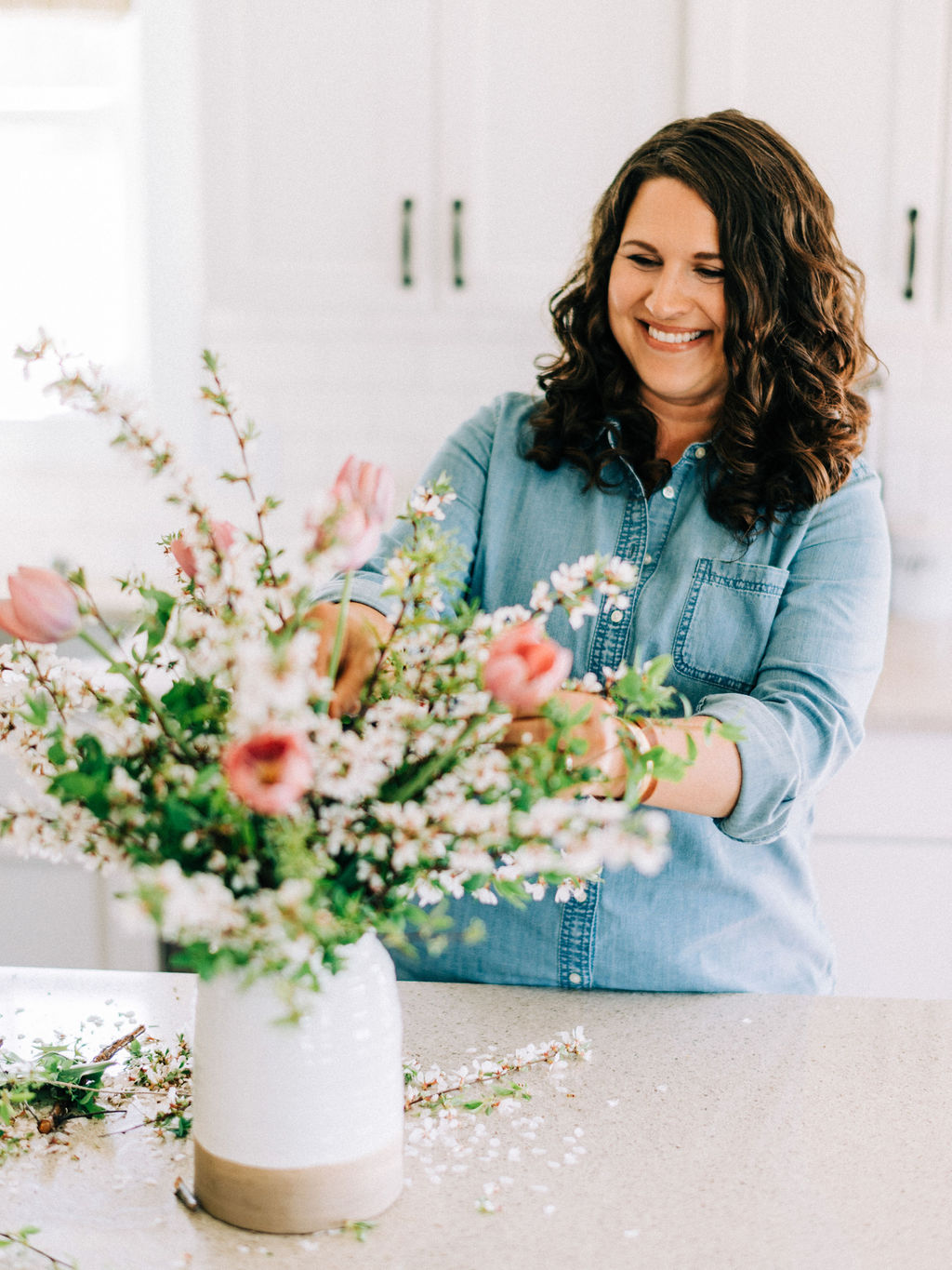How to create beautiful bouquets from your own backyard- Free E-Book -