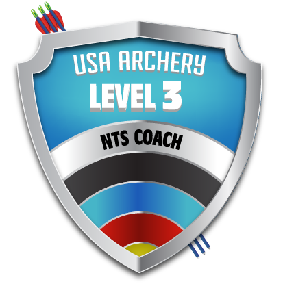 USA Archery Level 3 Coach Instructor Los Angeles
