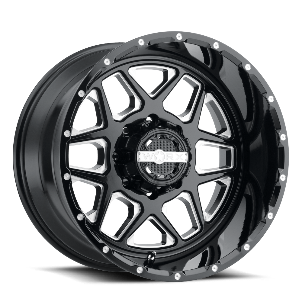 worx-815-wheel-8lug-gloss-black-milled-spokes-20x12-1000.png