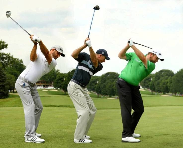 Lots of swing styles, but all share some functional commonalities.