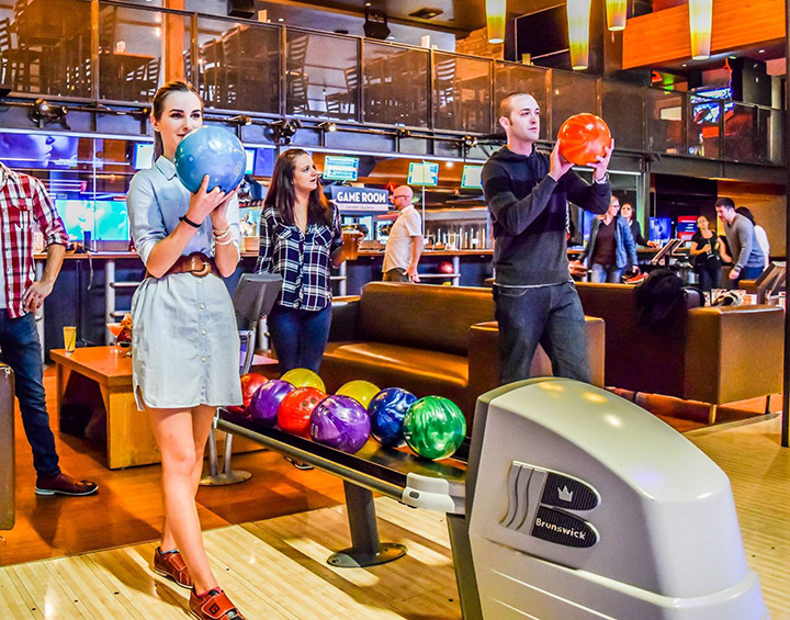 A NEW KIND OF PARTY - Let us take care of the planning for your next party. With lanes, games, drinks and fun, it's pretty easy to have a good time.