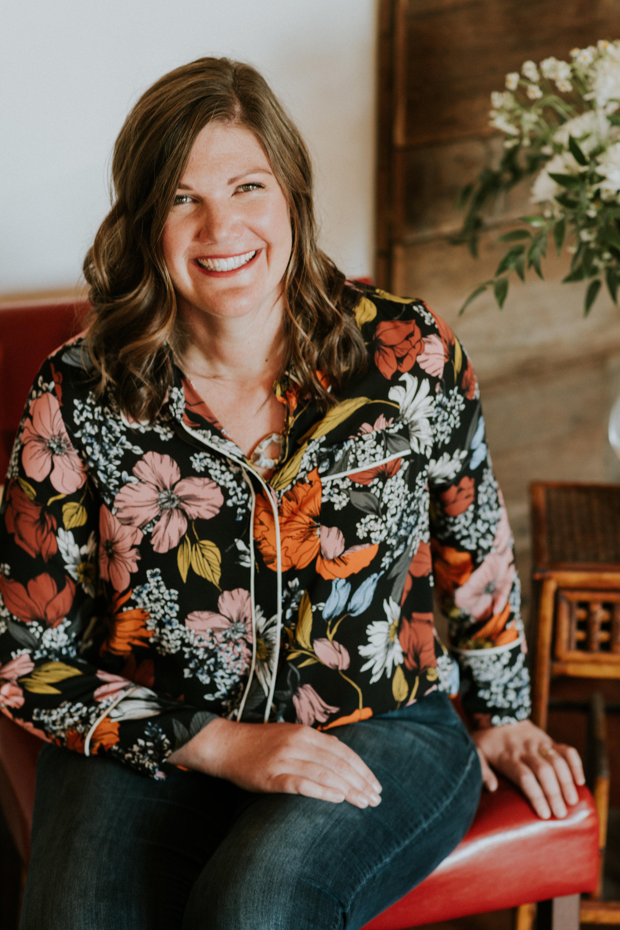 Garden Society founder, Erin Gore