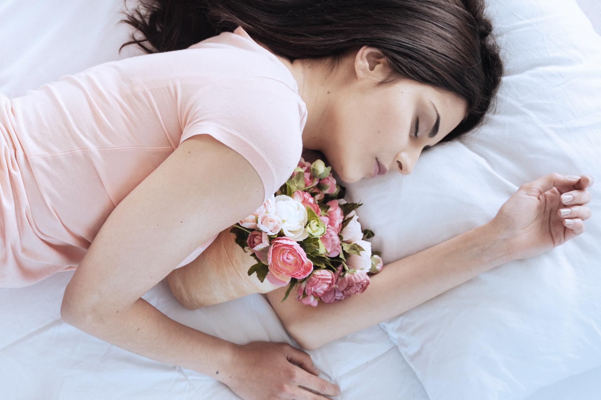 SLEEP - Cannabinoids help facilitate a natural sleep cycle through nervous and endocannabinoid systems.