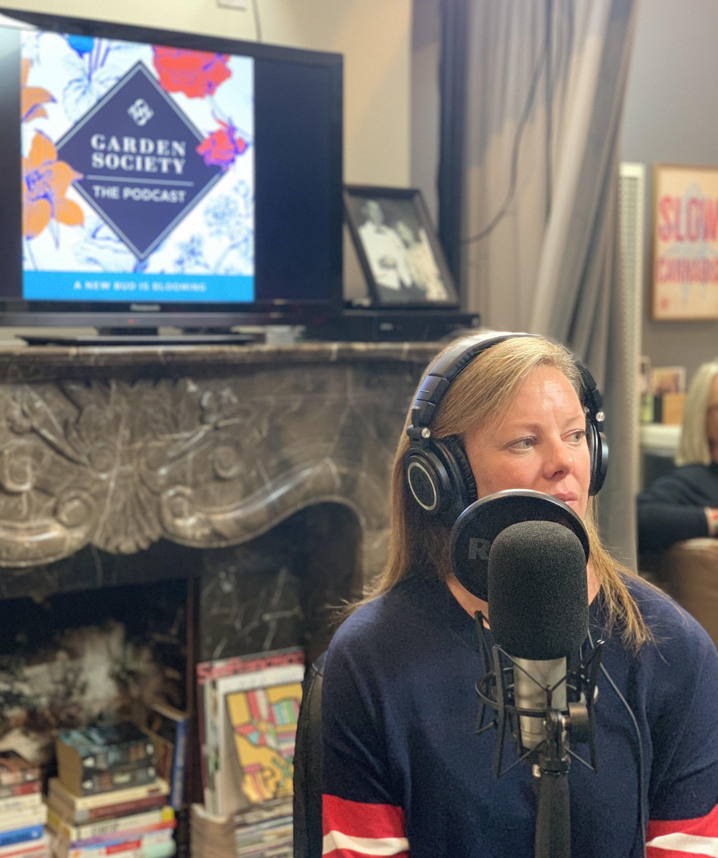 Samantha Ford Garden Society | The Podcast