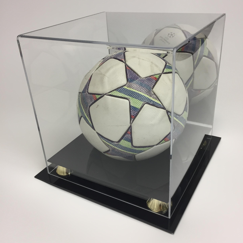 Custom acrylic showcase with base