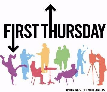 MAY 3rd: First Thursday Art Walk 5-8pm Cloud-9's Grand Opening!  -