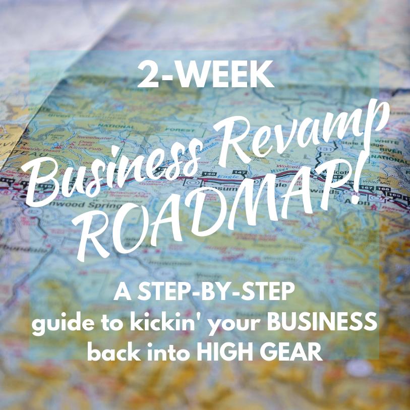 2-Week Business REVAMP Roadmap