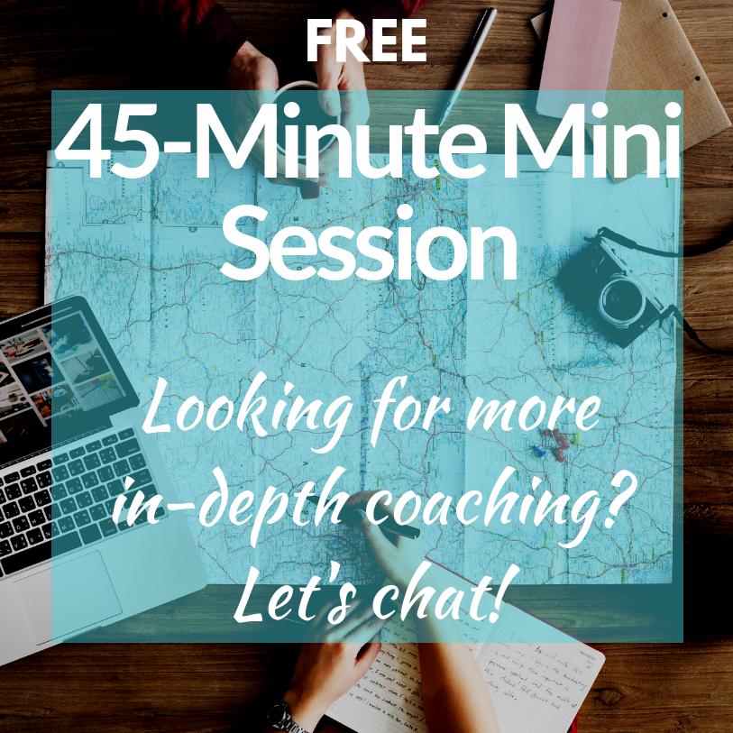 45-Minute Mini-Session