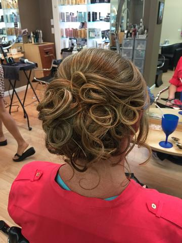Bridal Updo Razzmatazz Hair Studio Cape Cod
