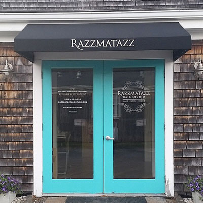 Our_Door_Is_Open_Razzmatazz_Hair_Studio_Cape_Cod