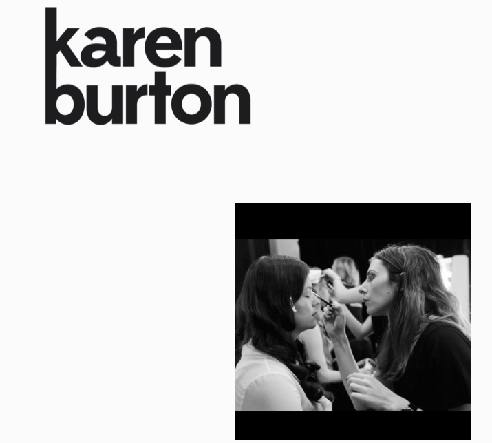 Karen Burton  Hair and Make Up http://www.karenburton.com.au