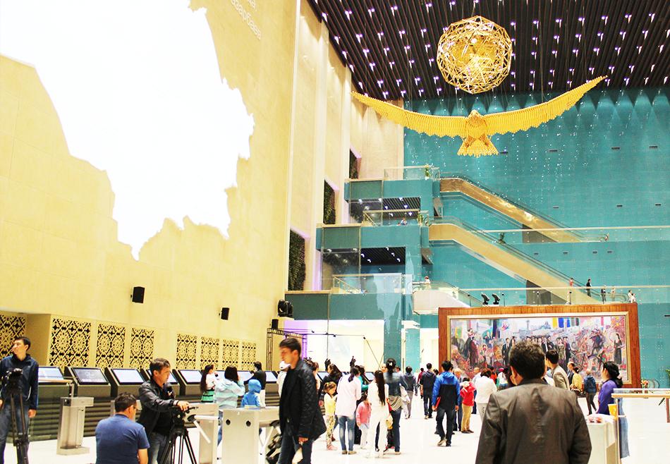 National Museum of Kazahstan