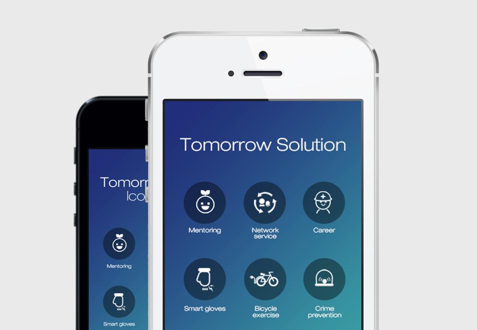 Tomorrow Solution - Samsung