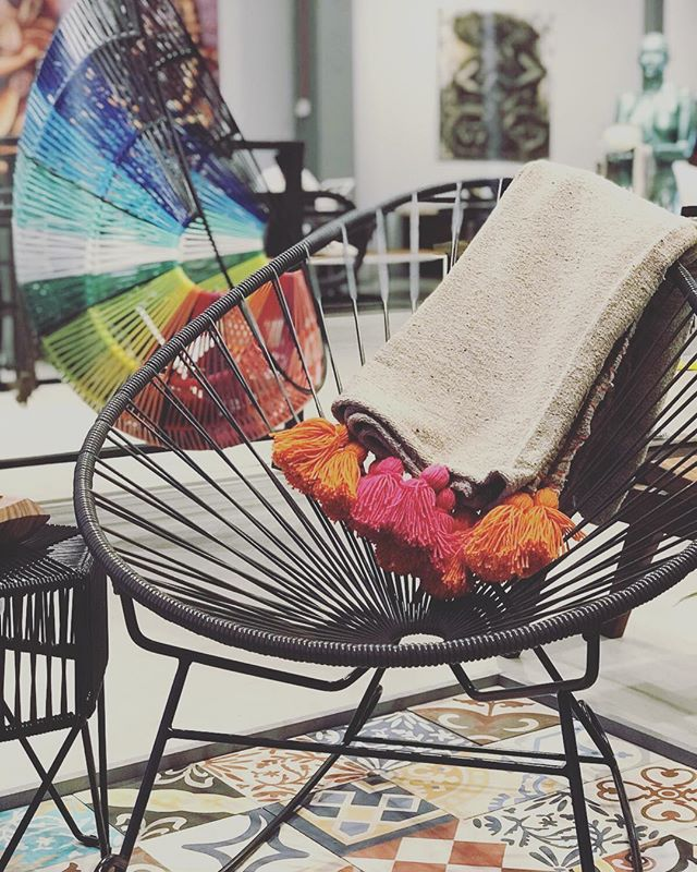 B E T W E E N | handcrafted mexican collection | | | | | #mexican #mexicanfurniture #miamilimitededition #btwnco #art #acapulcochair #mexa #welcomeibteriors #tile #design #interiordesign #artbasel #miami #wynwood #furniture #outdoorfurniture #curated #handcrafted