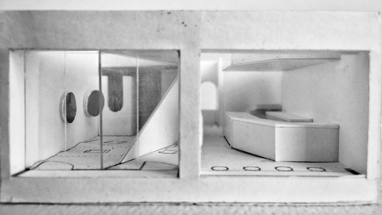 facade_early study model