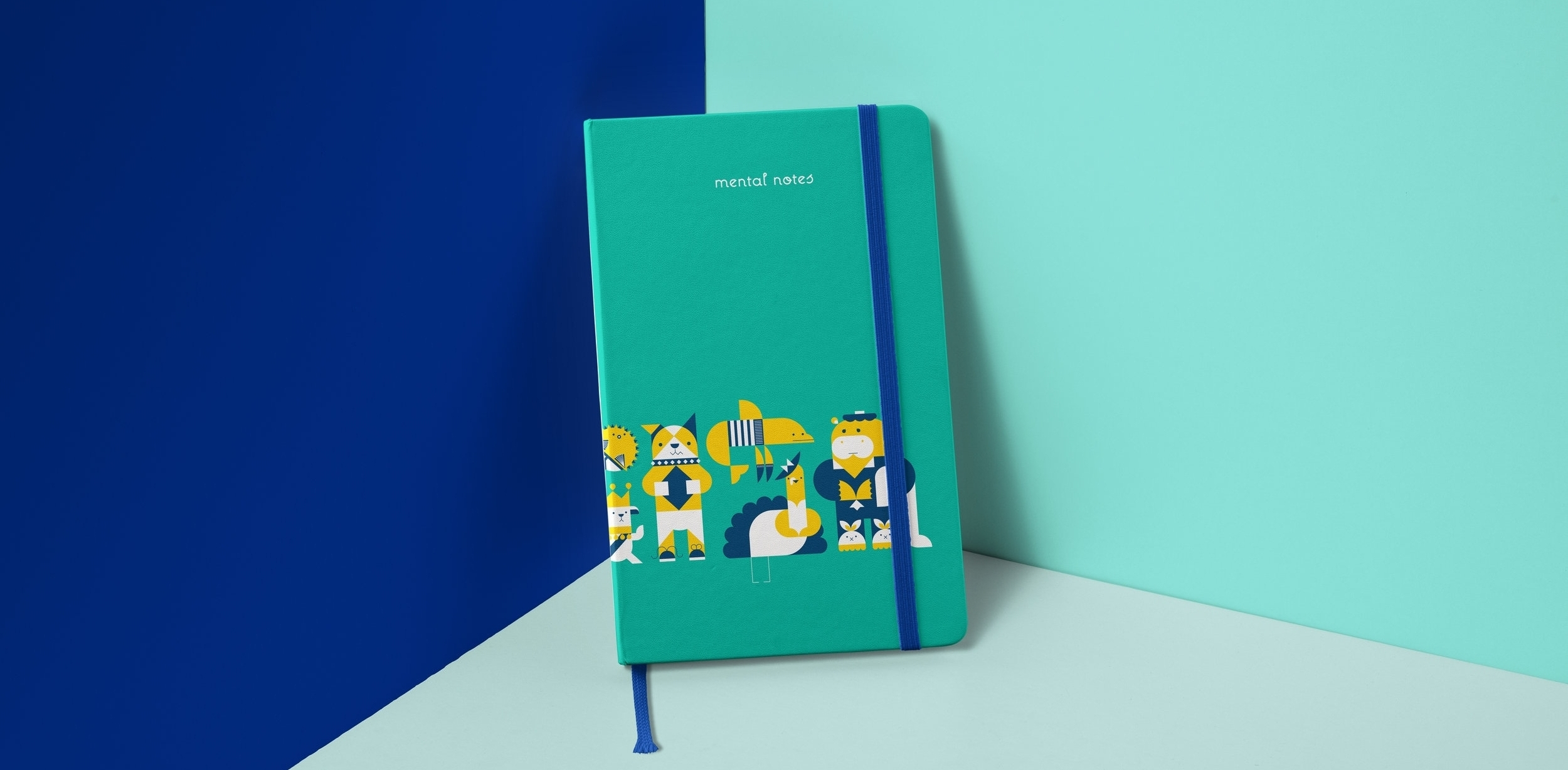Gentle Mentals Notebook