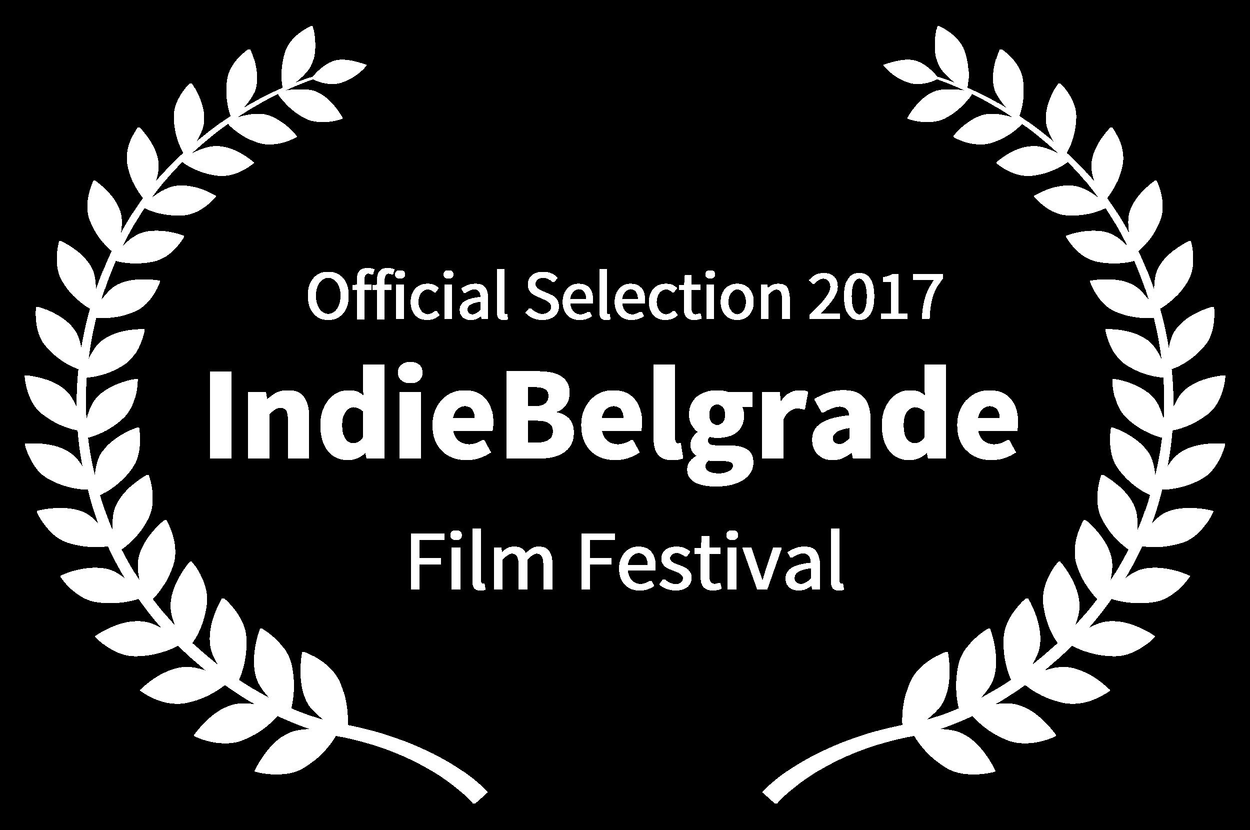 Laurels 2017-IndieBelgrade Film Festival.png