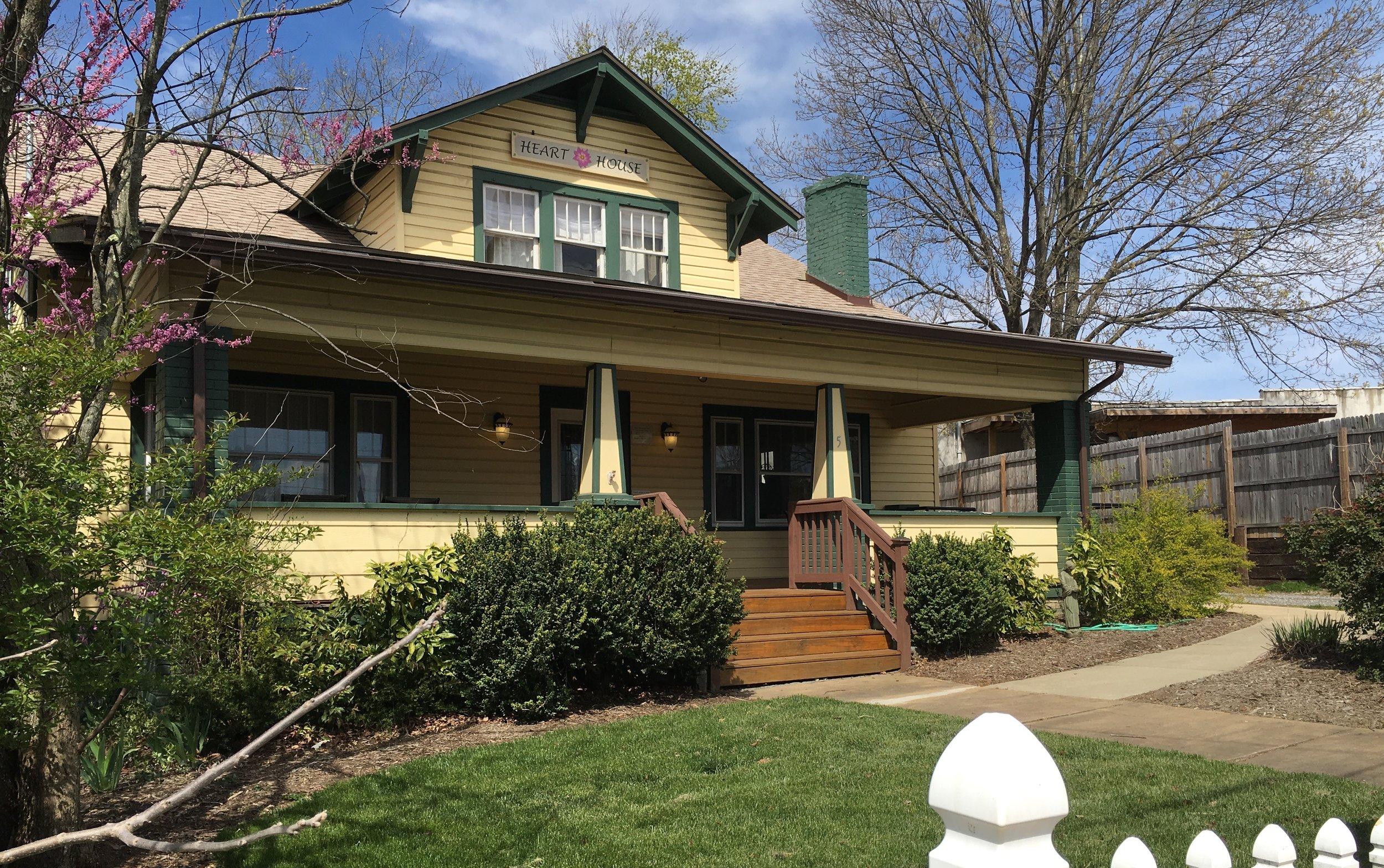 FLATIRON WRITERS ROOM - West Asheville