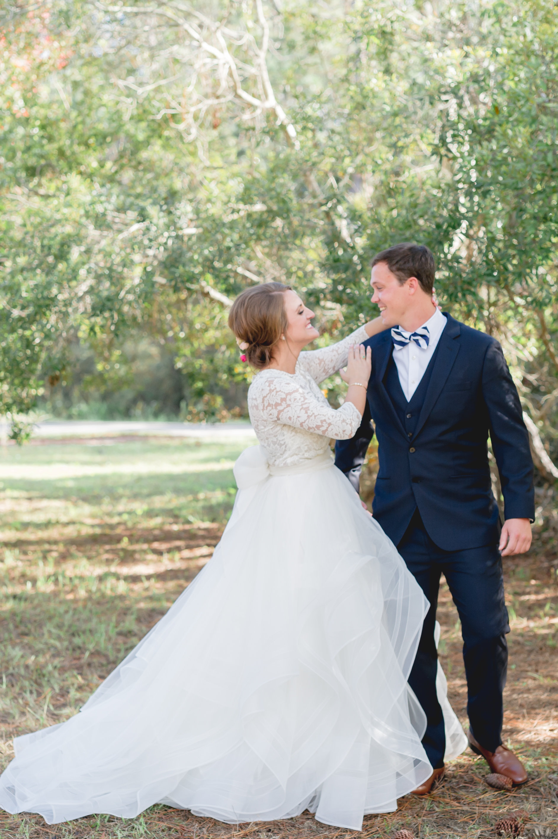 Joe Kendall Romantic Boho Wedding Gulf Shores AL-Bride and Groom-0083.jpg