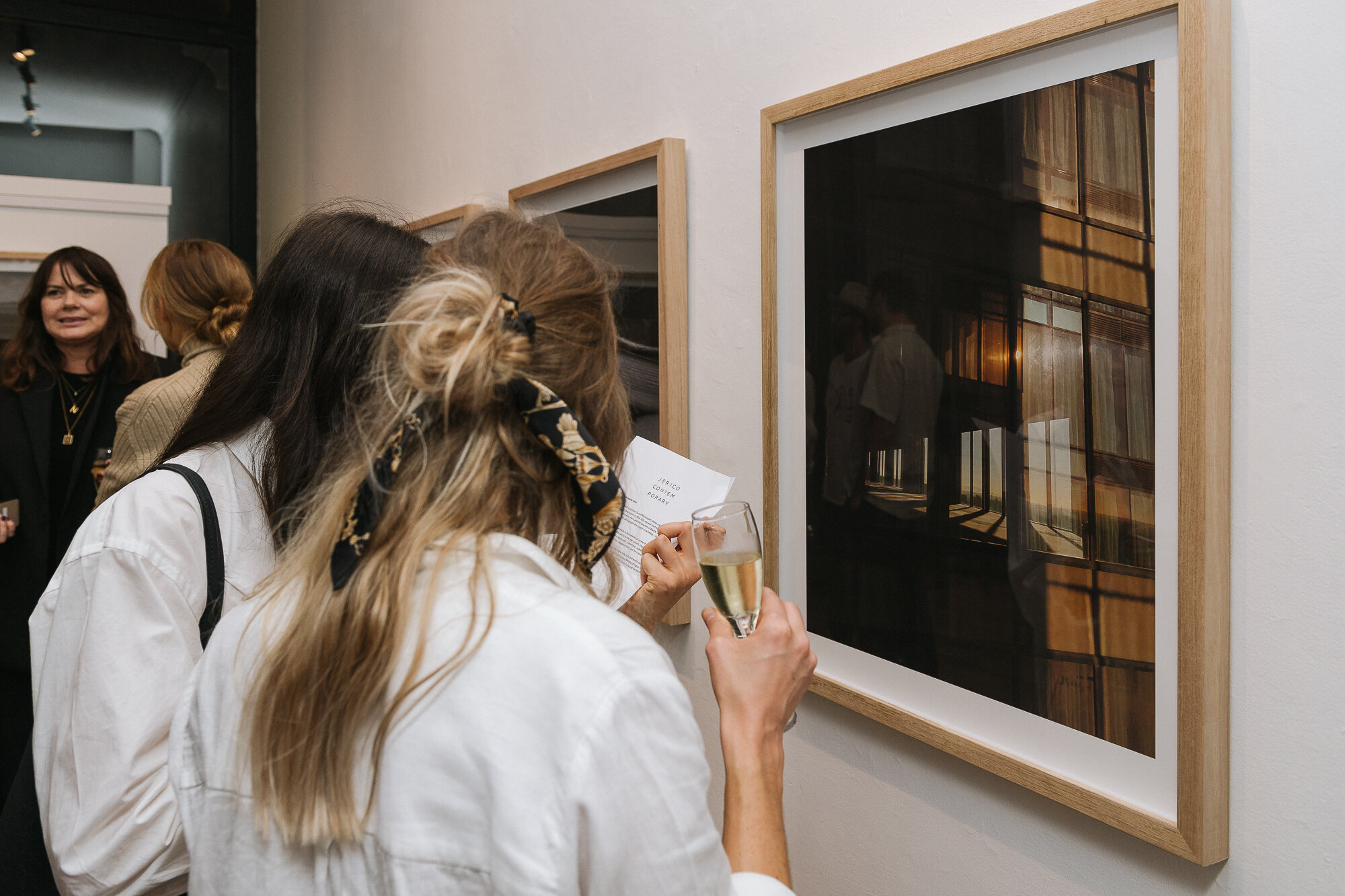 Sign Up - We have regular events here at the gallery from exhibition openings to artist talks. Sign up to our mailing list and make sure you never miss out.