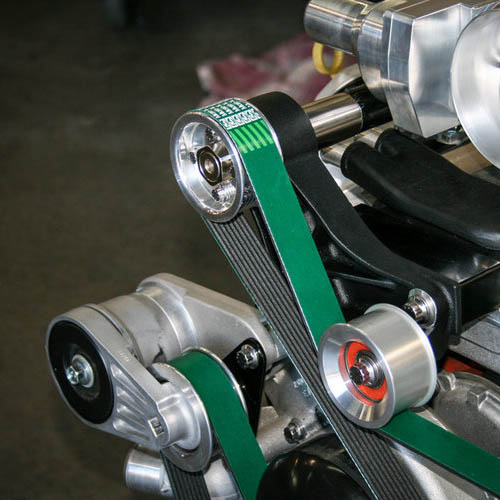 Left Coast '32 Custom Performance Parts | Pulley & Billey Systems