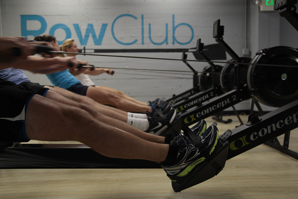 Photo via Row Club