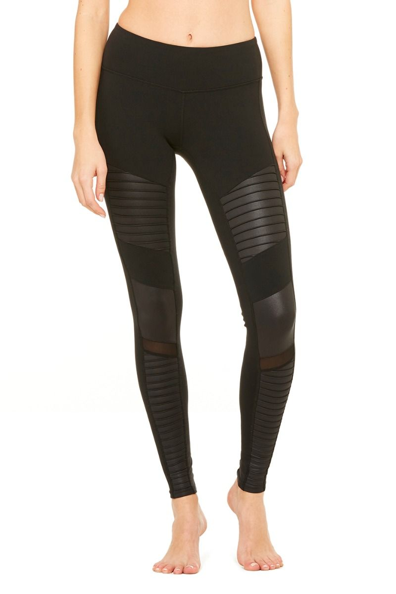 Alo Yoga Moto Leggings, $110