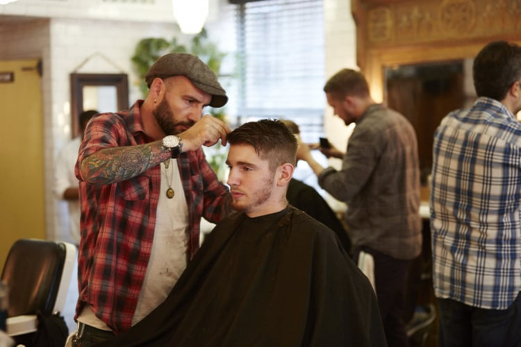 Photo: Fellow Barber