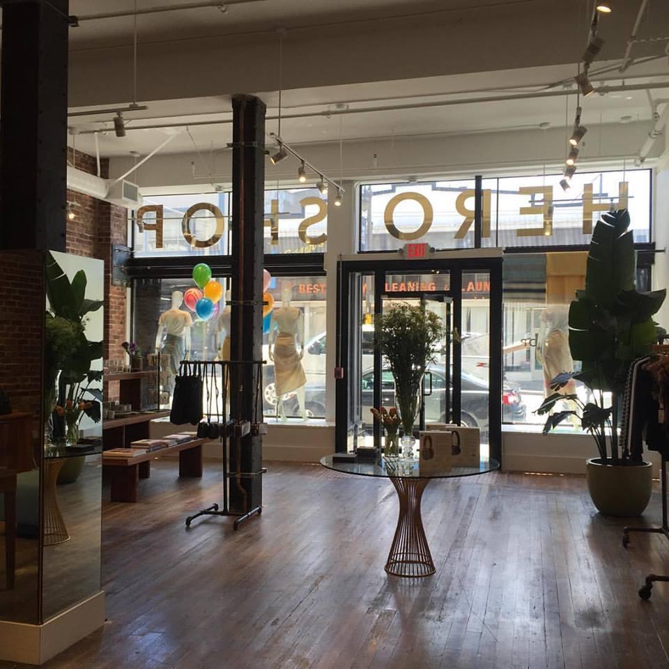 Photo: Hero Shop