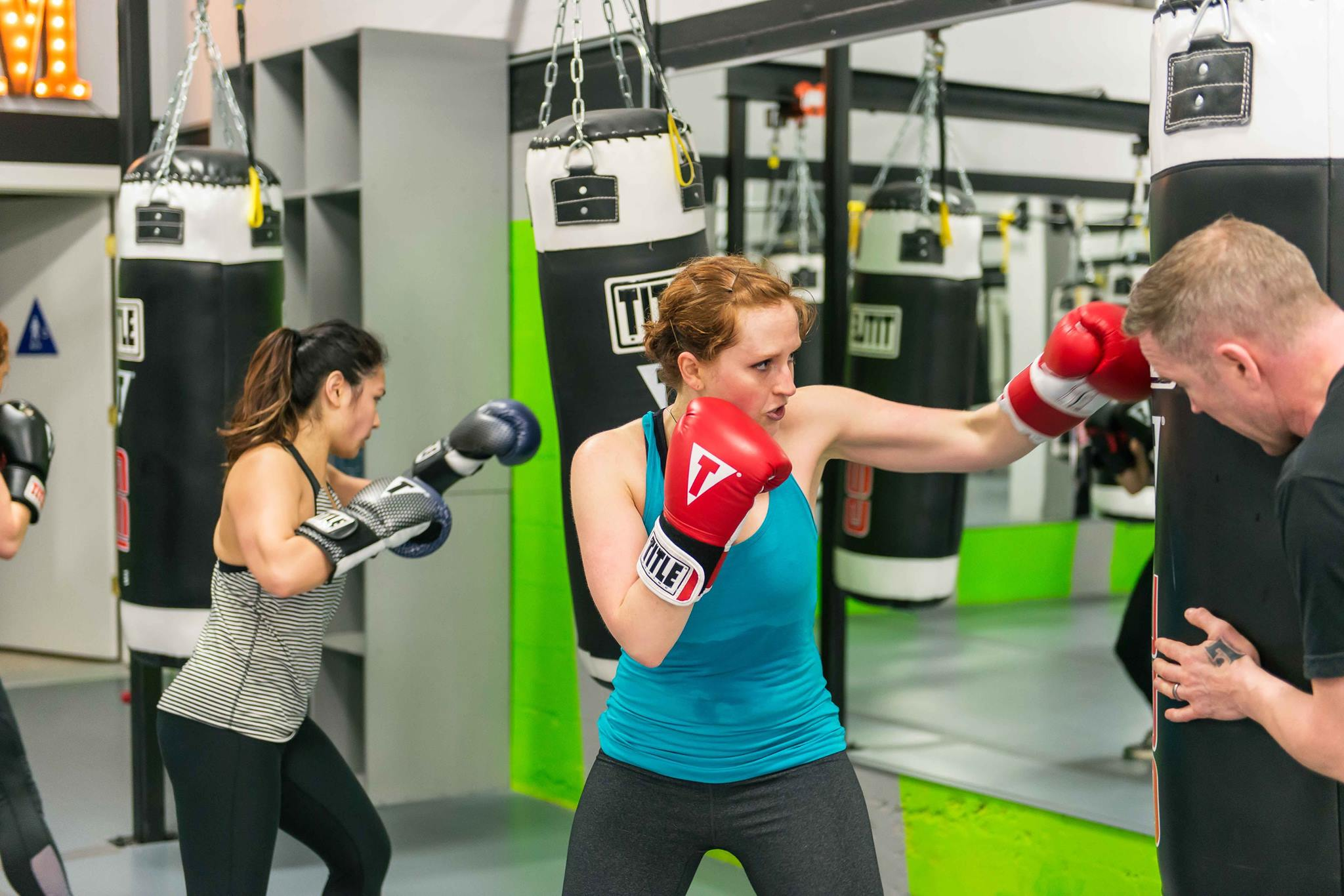HitFit.  This San Francisco magazine favorite—it won best bootcamp in 2017—has locations in both the Mission and the TenderNob.The spaces are well-maintained, the equipment is shiny and new, and there are LOTS of evening classes with some of the best trainers in the city. (Seriously, go see Troy and Cole.)